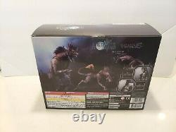 Square Enix Play Arts Kai Final Fantasy VII Advent Children Red XIII New