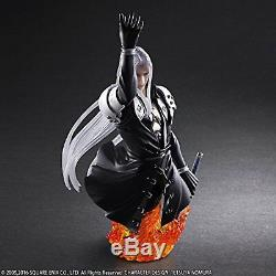 Square Enix Static Arts Bust Final Fantasy VII Sephiroth Figure F/S withTracking#