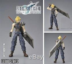 Used Square Enix Final Fantasy VII Play Arts Vol. 1 Cloud Strife PVC From Japan